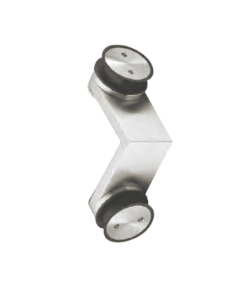 Point Glass Fitting System : DF PF 08