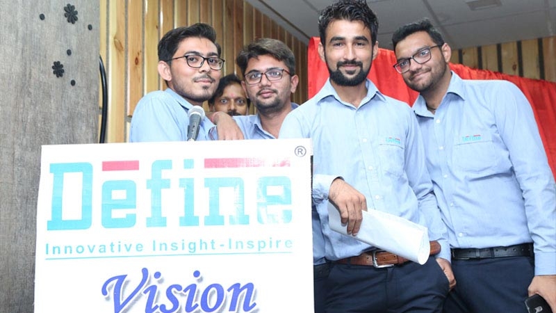 Define Vision Launch Ceremony July 2017